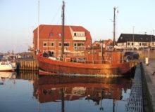 łódź rejsowa